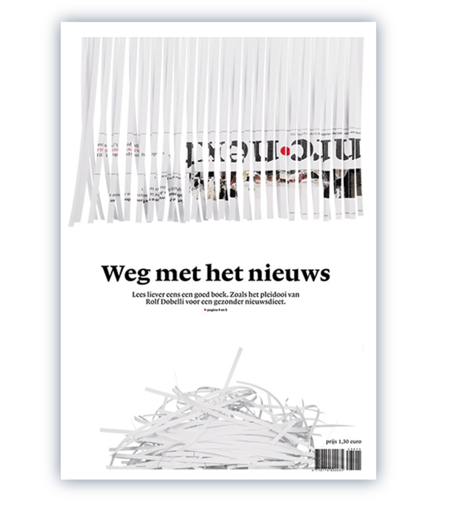 Picture of a NRC-next cover showing a NRC-next cover being shredded.