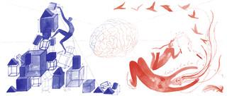 Illustration by Merel Corduwener for The Correspondent