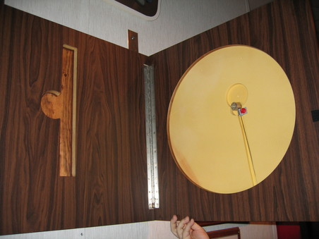 Russian listening device the Thing, found in hidden cavity in the wooden replica of the Great Seal.